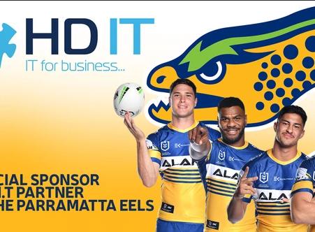 Parramatta Eels Hd It